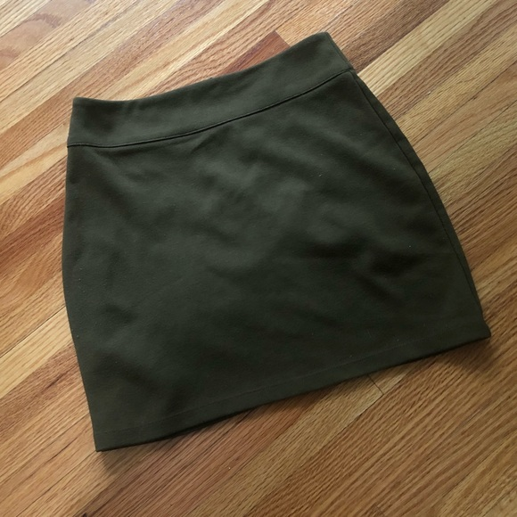 Urban Outfitters Dresses & Skirts - Urban Outfitters Green Mini Skirt